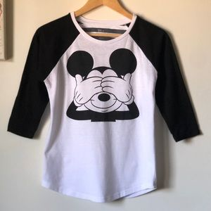Disney x Forever 21 | Mickey Mouse tee -size small